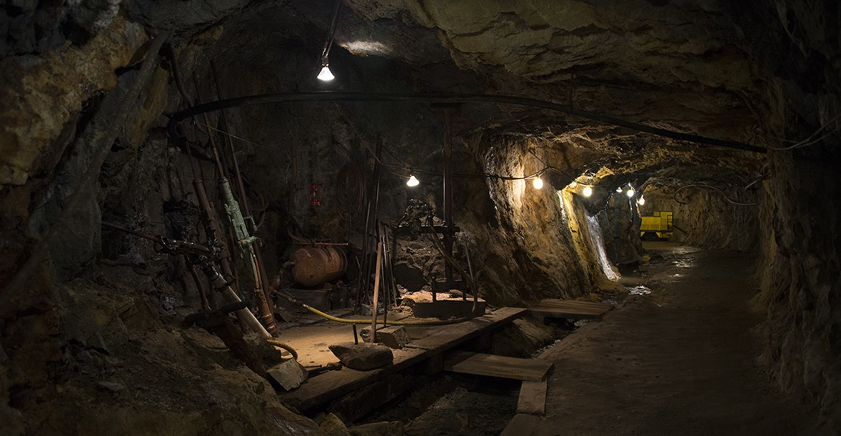 Welcome To The Old Hundred Gold Mine Tour - Celebrating Our 25th Year