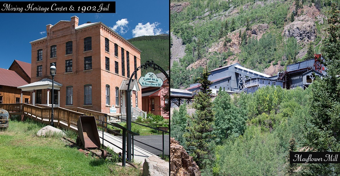 Visit Silverton's Other Heritage Sites With The Heritage Pass!